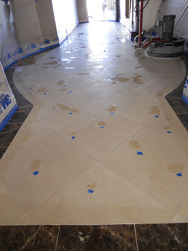 Marble polishing Gilroy