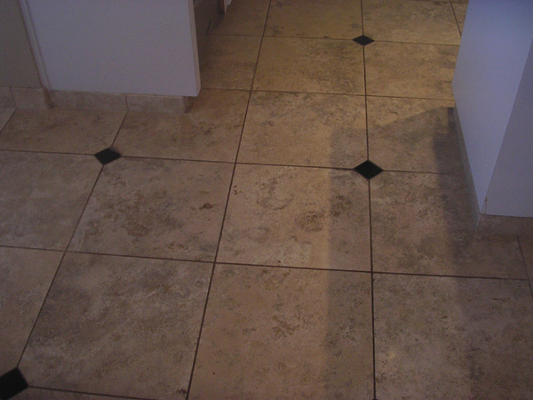 Tile cleaning gallery san jose los gatos grout for Best grout color for travertine tile